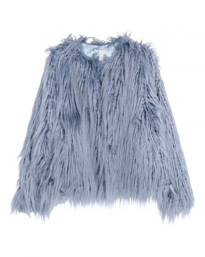 H&M, Faux Fur Jacket £49.99